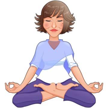 Posizione del loto – Padma-asana