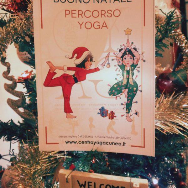...a Natale regala... Yoga!